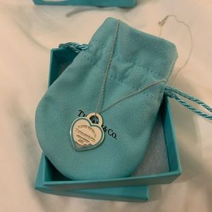 Brand new Tiffany necklace!